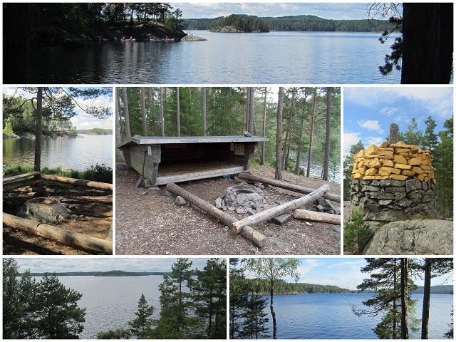 Campsite 8 Trollön - Stora Le