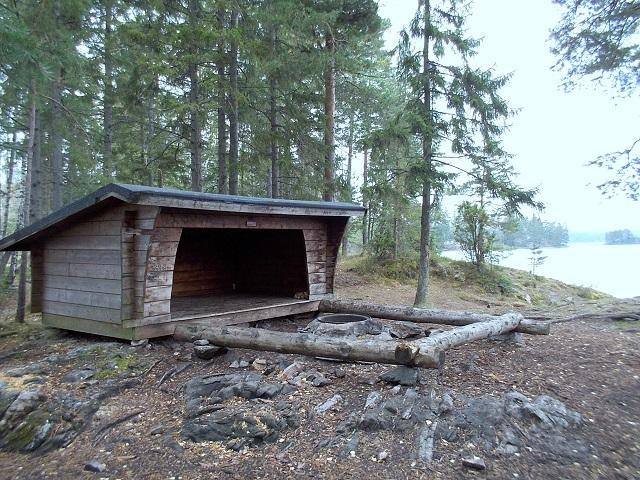 Campsite 11 Tullön - Stora Le
