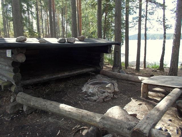 Campsite 22 Kalvön - Foxen