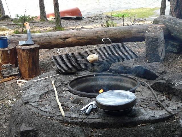 Campsite 23 Stornäset - Foxen