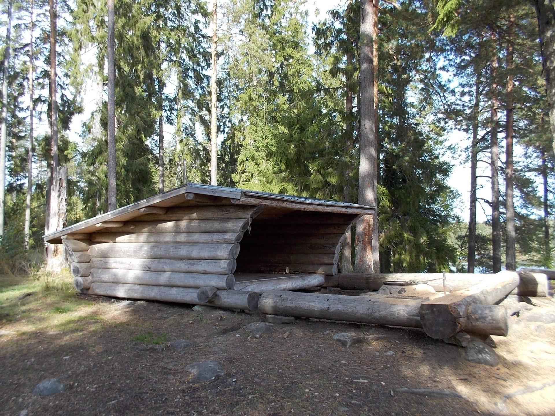 Campsite 31 Rävhåleviken - Nedre Blomsjön