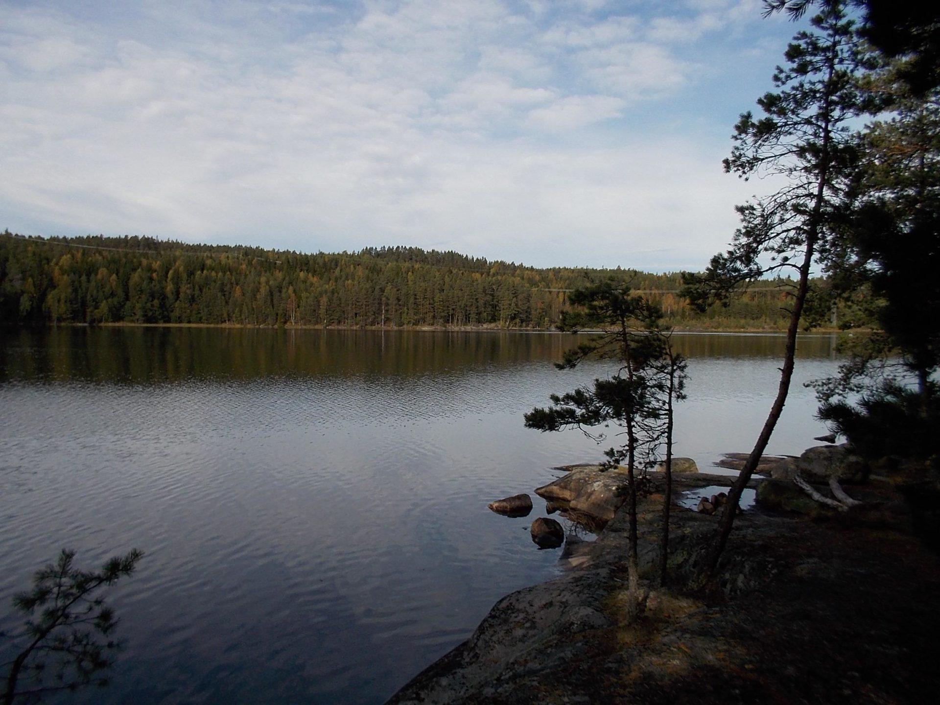 Campsite 32 Hansuddeviken - Nedre Blomsjön