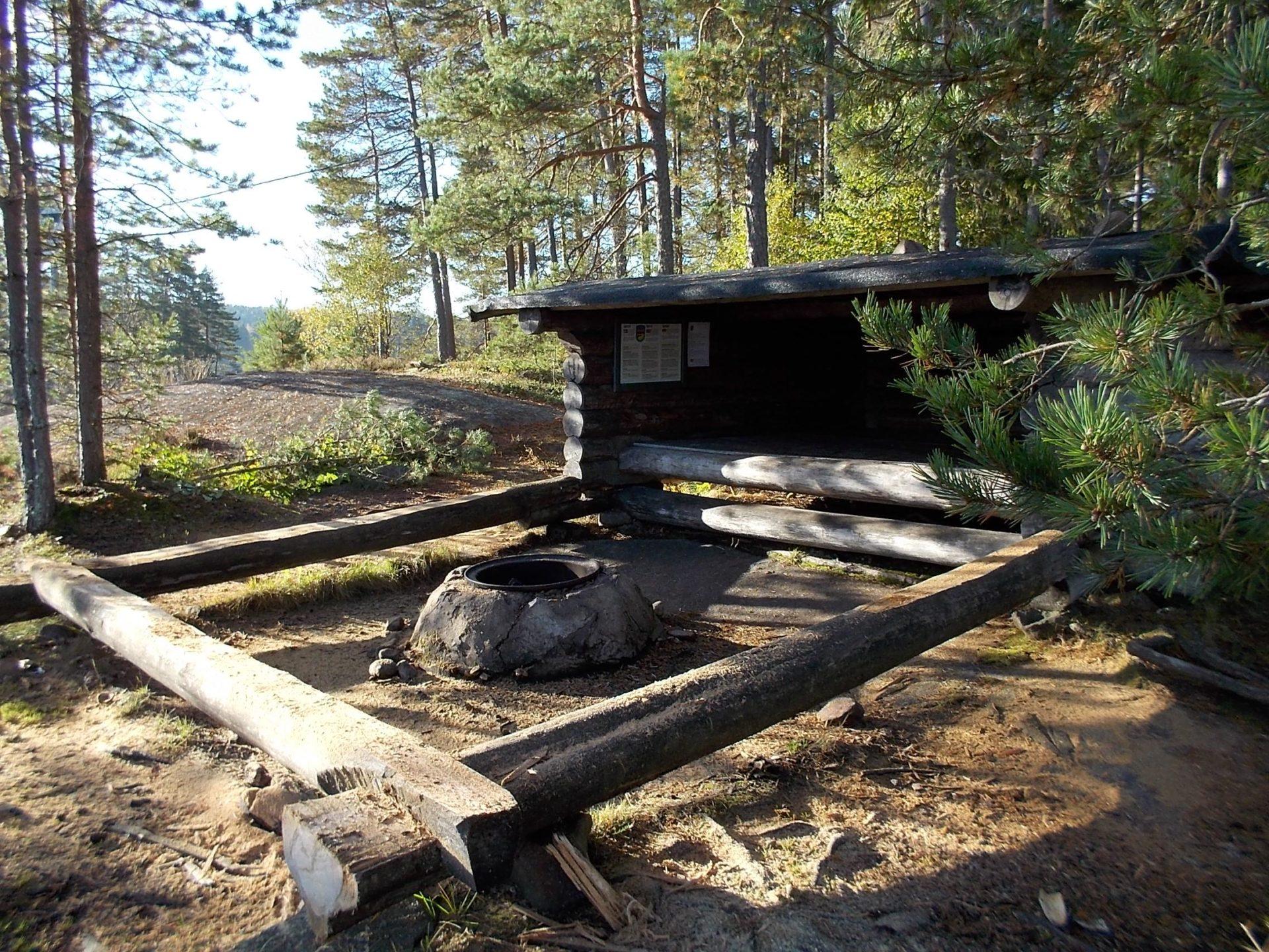 Campsite 33 Öarna - Övre Blomsjön
