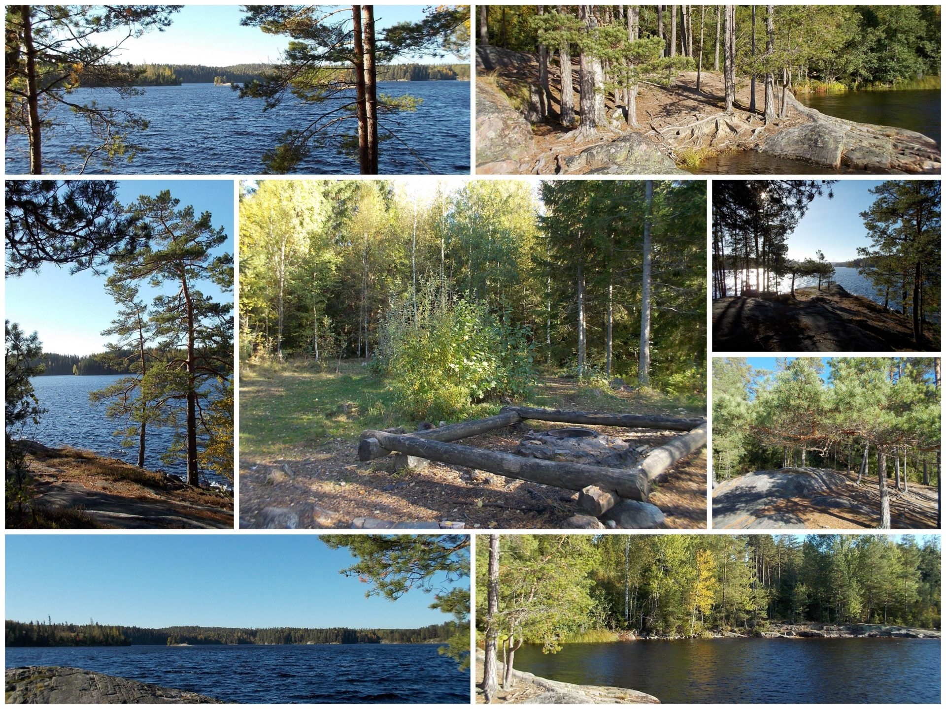 Campsite 35 Uddarna - Flötefjorden