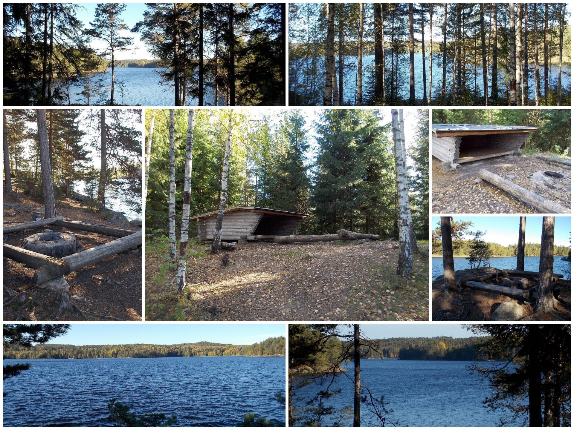 Campsite 37 Bockön Nord - Flötefjorden