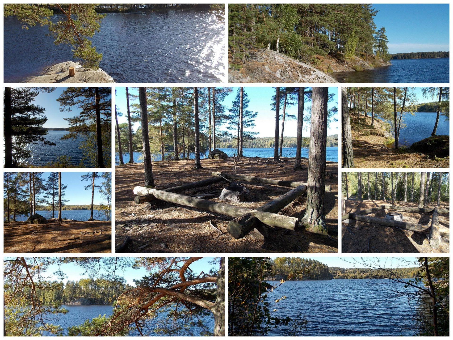 Campsite 38 Bockön Syd - Flötefjorden