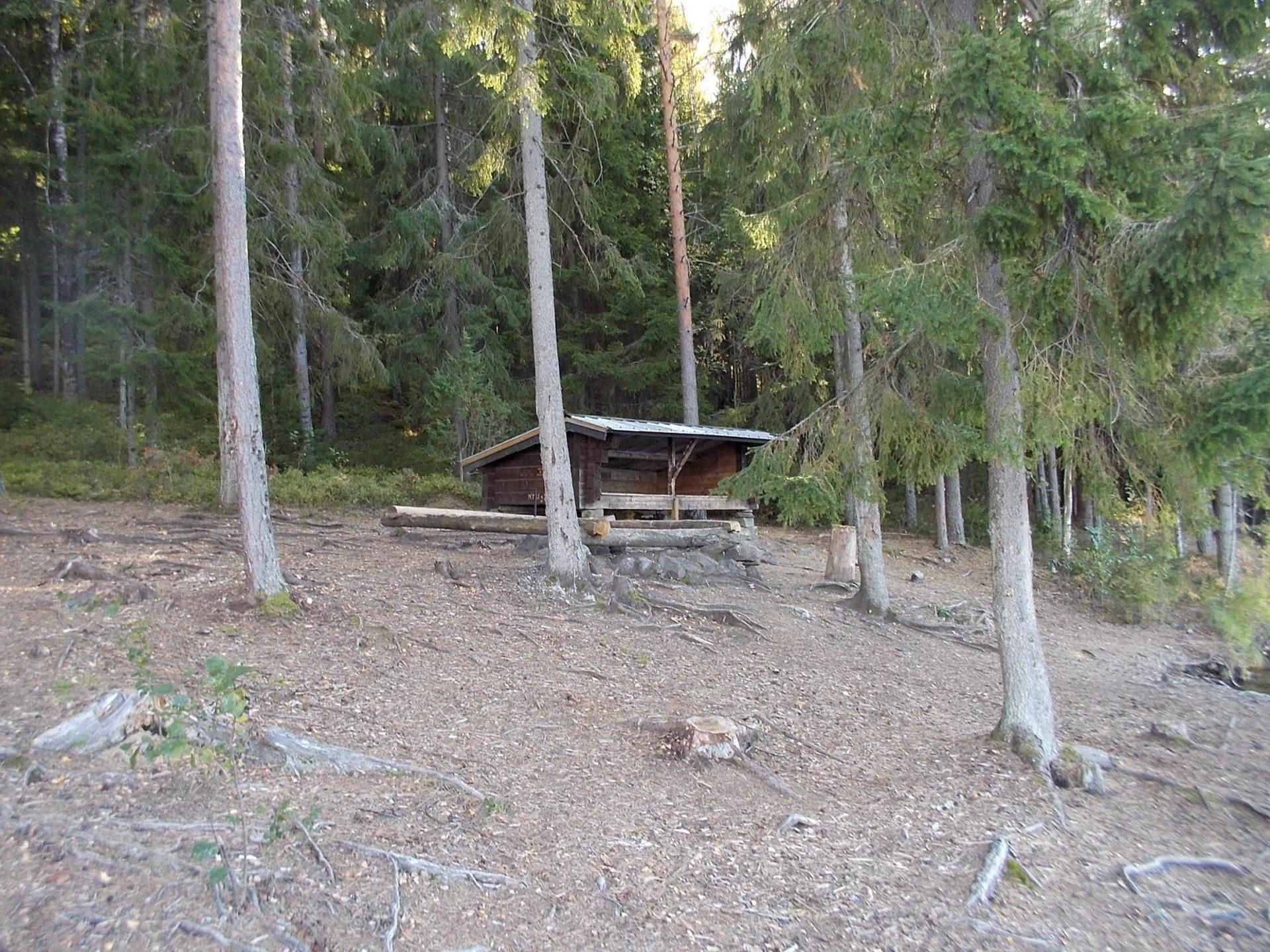 Campsite 39 Lilla Sundsbyn - Flötefjorden