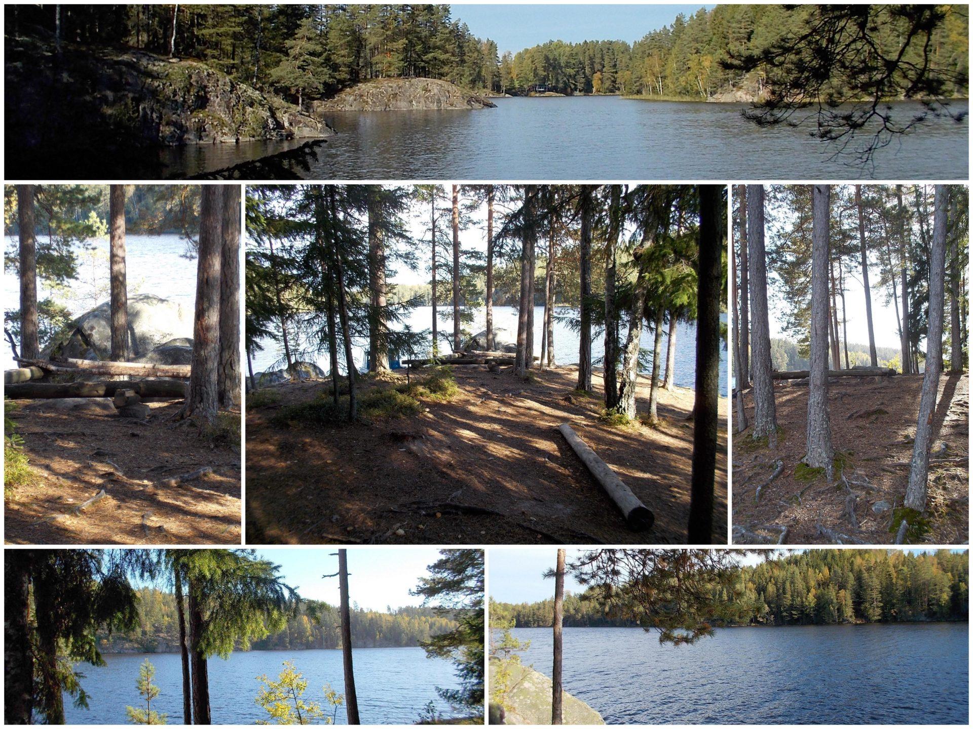 Campsite 40 Kalvnäset Nord - Flötefjorden