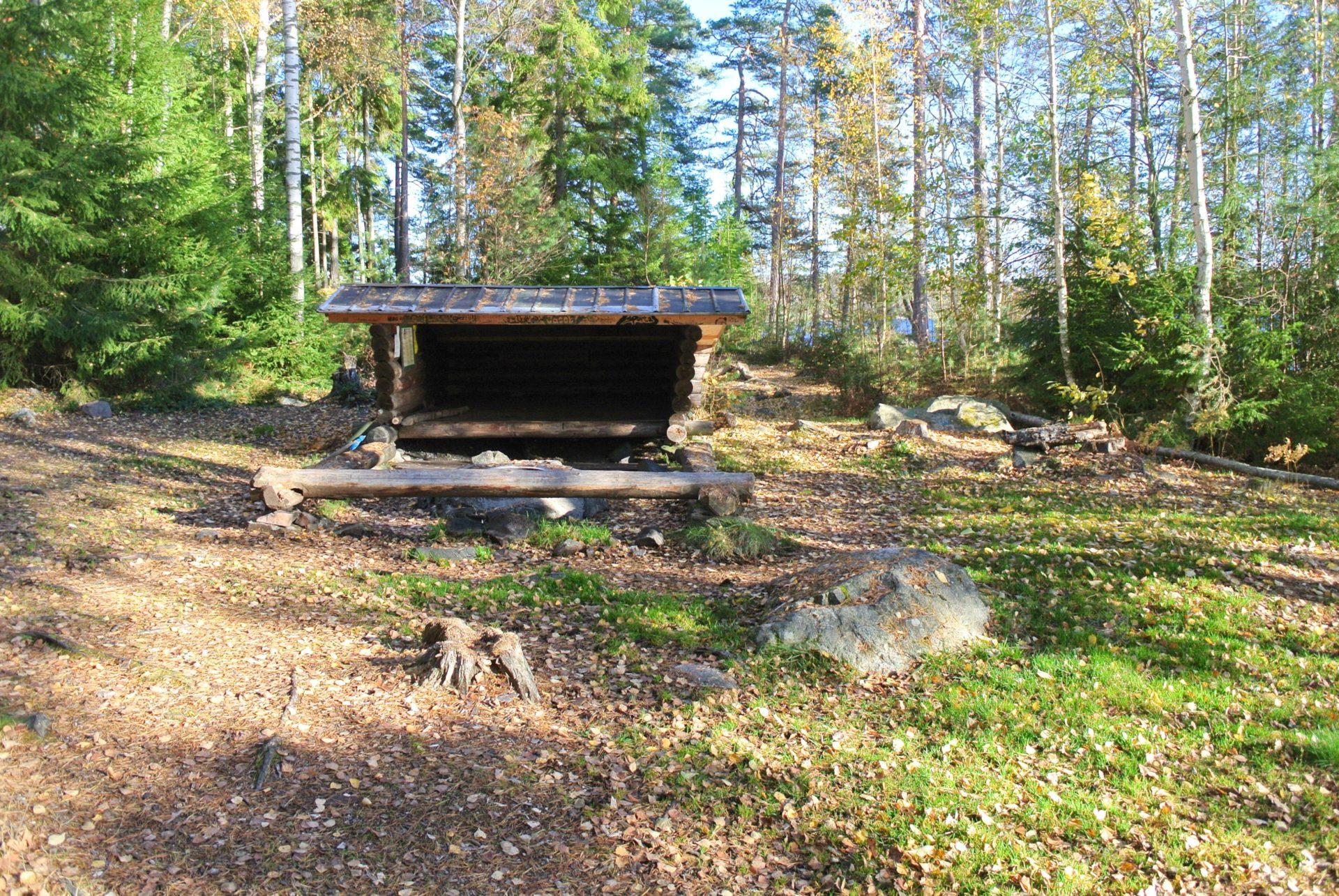 Campsite 63 Hallön Väst - Lelång