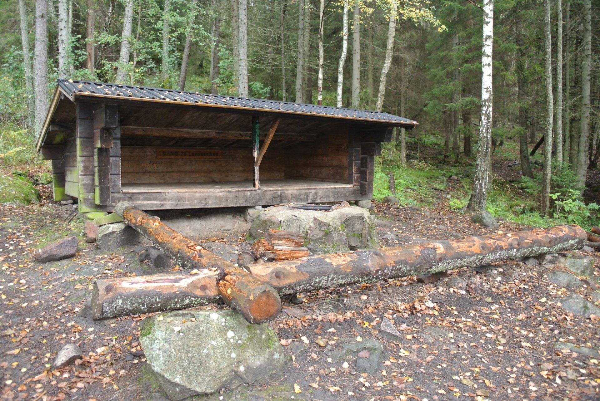 Campsite 79 Lövnäsviken - Västra Silen