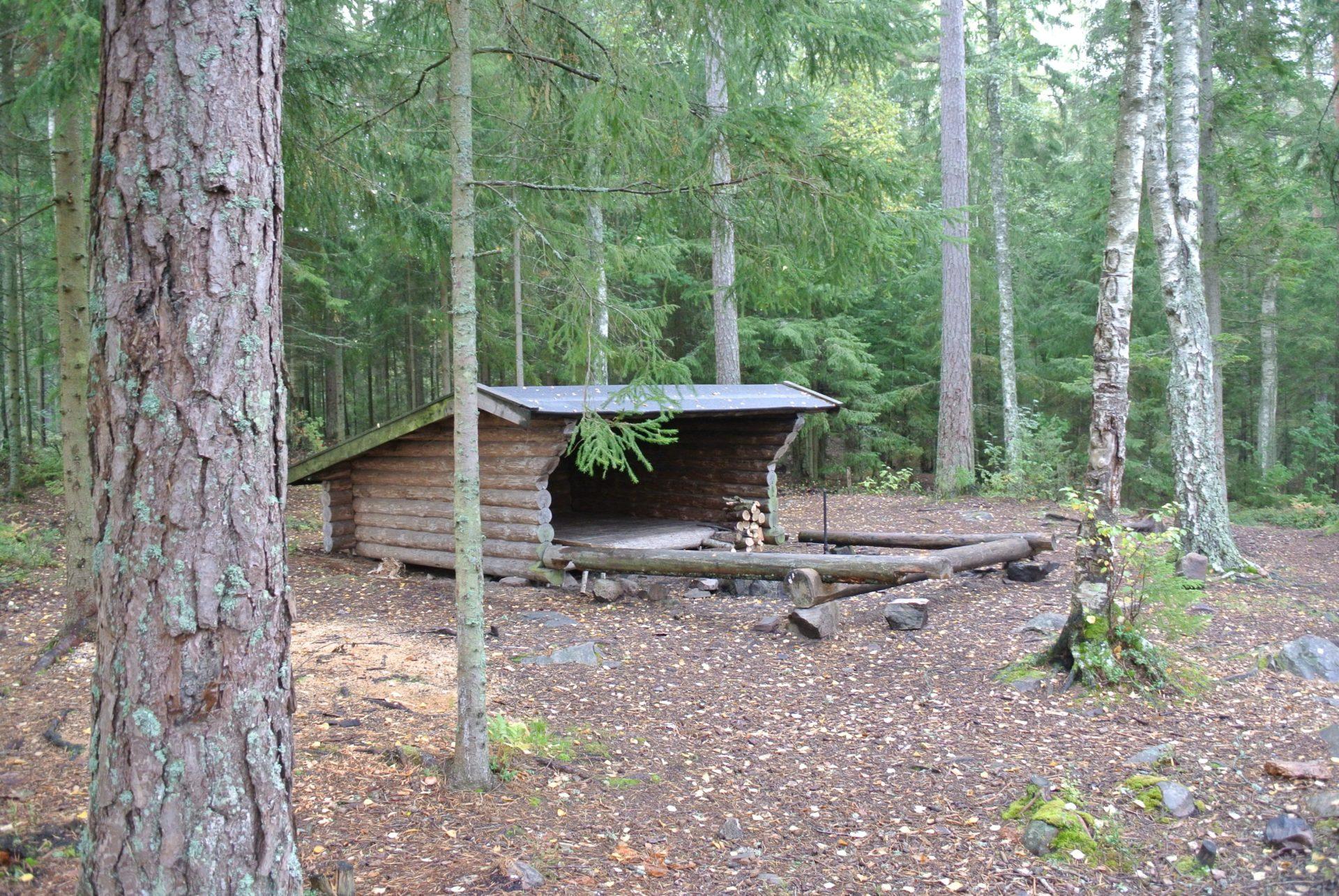 Campsite 80 Lövnäset - Västra Silen