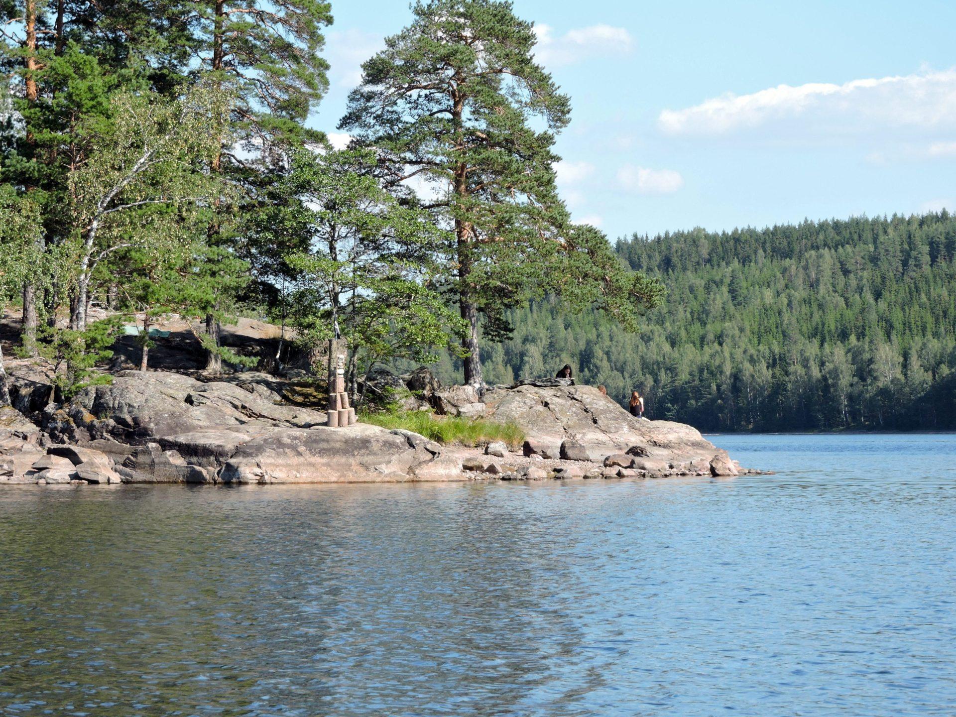 Campsite 86 Hängesten - Östra Silen