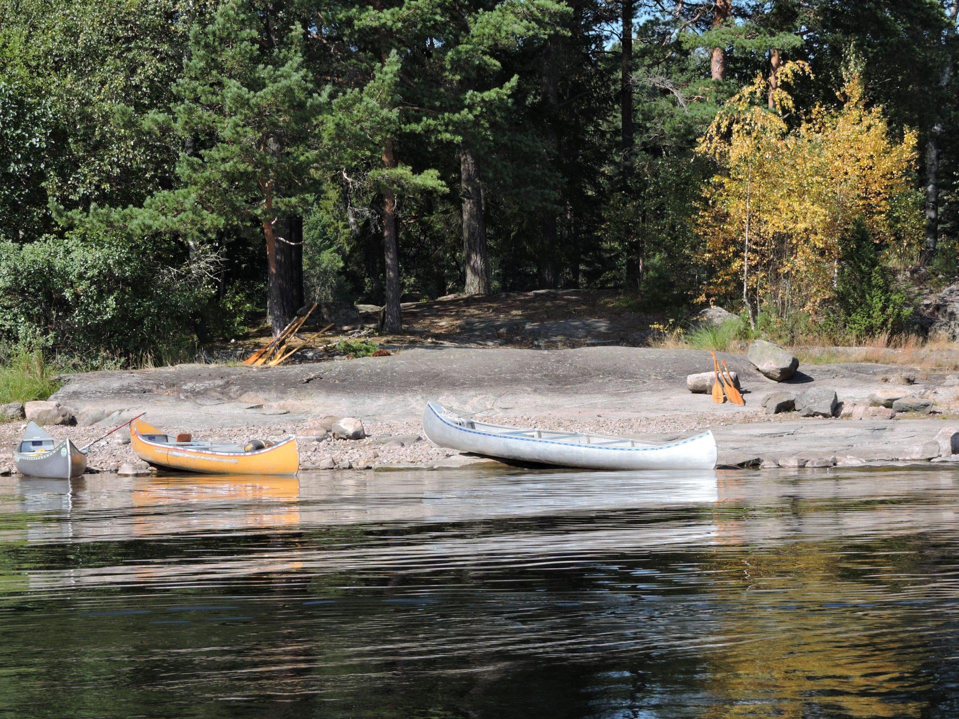 Campsite 93 Djäkenäset - Östra Silen