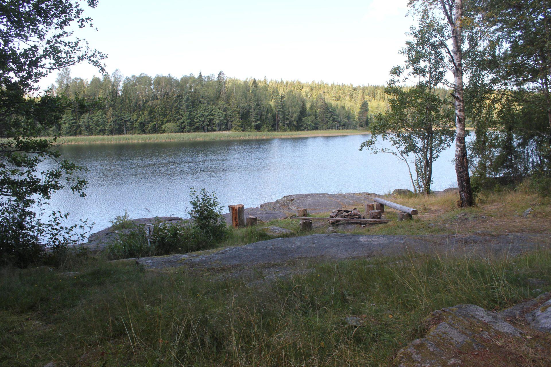 Campsite 94 Mörnäs - Östra Silen