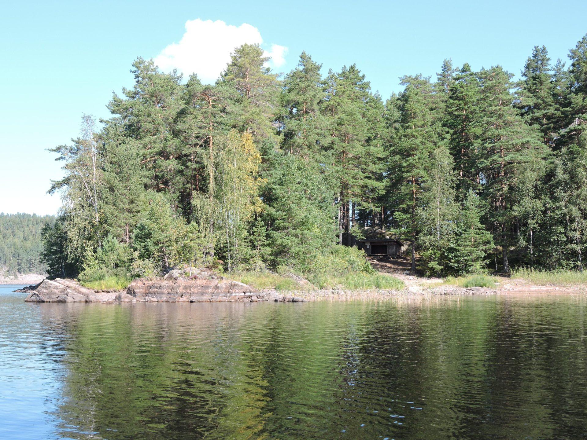 Campsite 95 Sillebotten - Östra Silen